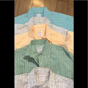 Brooks Brother button down shirts